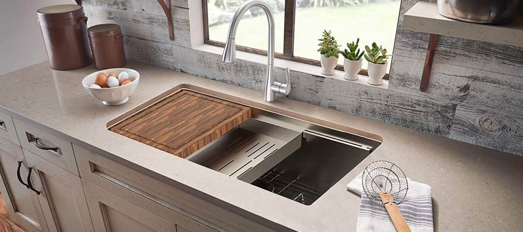 How To Clean Rust From The Undermount Kitchen Sink