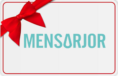 Mensarjor Sinks Gift Gift Card in a Premium Holiday