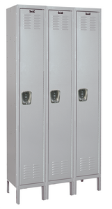 "12"" Wide Single Tier Standard Steel Locker 