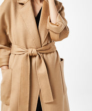Load image into Gallery viewer, Classy Cashmere Wool Coat