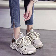 Load image into Gallery viewer, Chunky Platform Shoes Sneakers Running Shoes