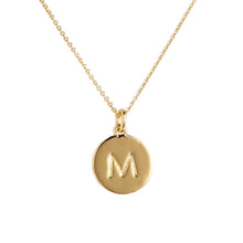 Load image into Gallery viewer, Necklace with Your Letter
