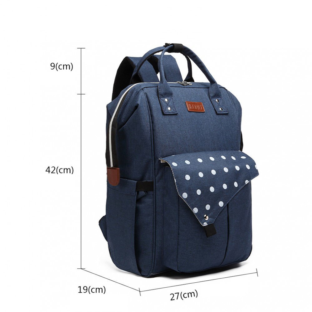 Imagine Rucsac Multifunctional Mamici Baby Bleumarin