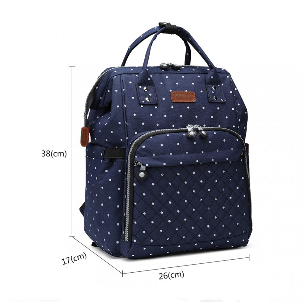 Imagine  Rucsac Multifunctional Mamici Buburuza Bleumarin