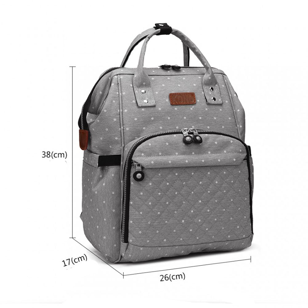 Imagine Rucsac Multifunctional Mamici Buburuza Gri