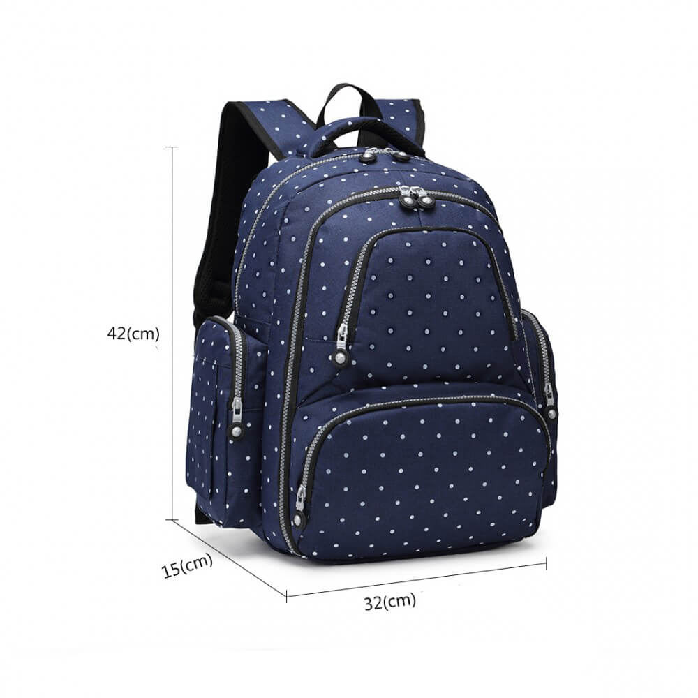 Imagine Rucsac Multifunctional Mamici Gargarita Bleumarin