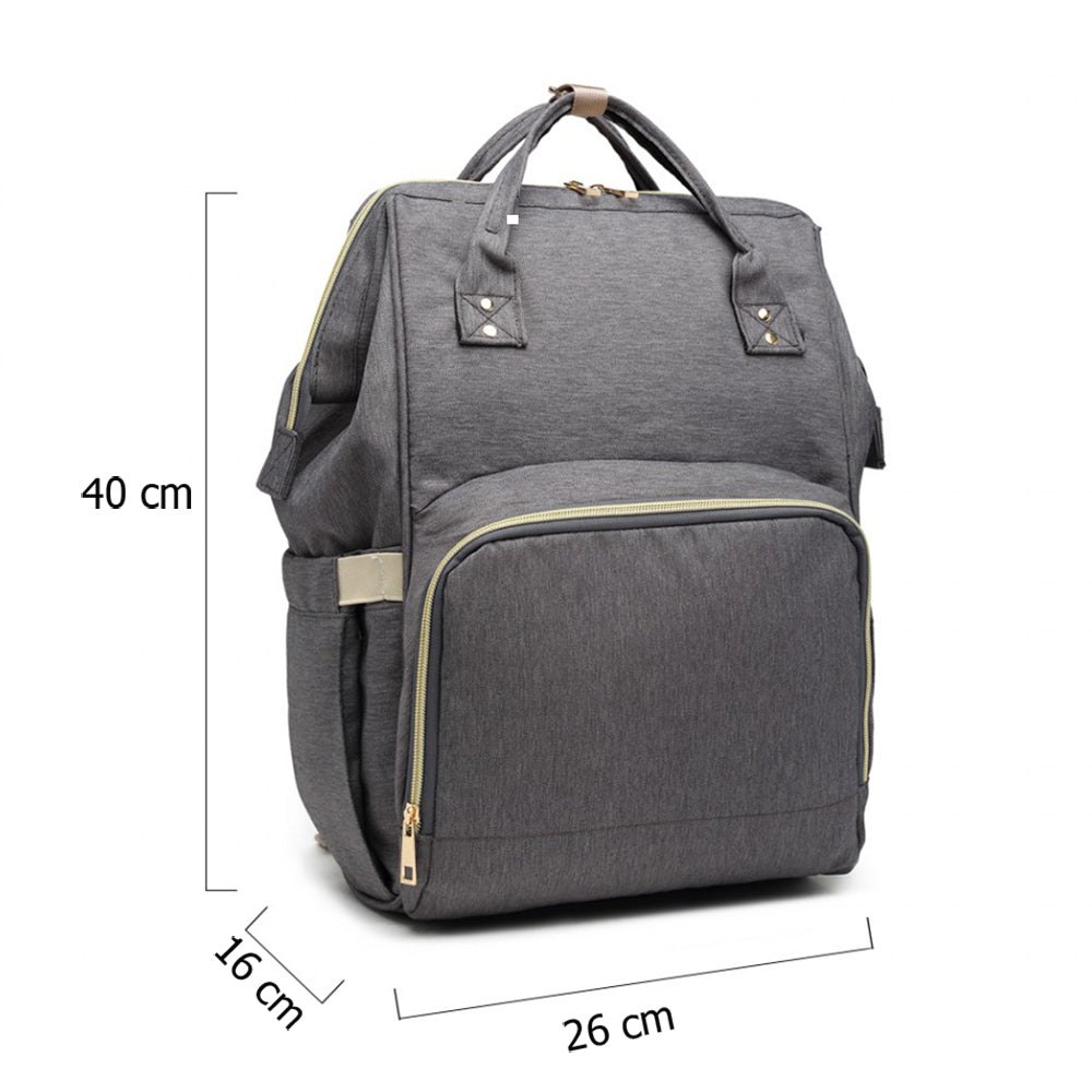 Imagine Rucsac Multifunctional Mamici Grasunel Gri