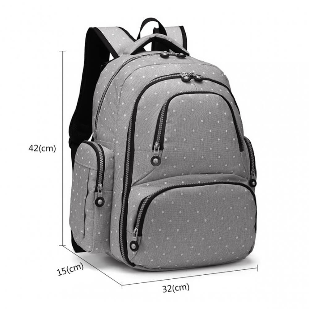 Imagine Rucsac Multifunctional Mamici Gargarita Gri