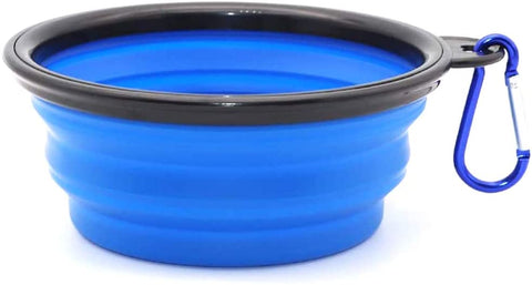 Collapsible Pet Bowl - for Outdoor Adventures