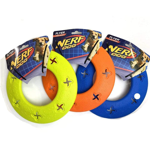 Nerf Dog Flyer Large Frisbee