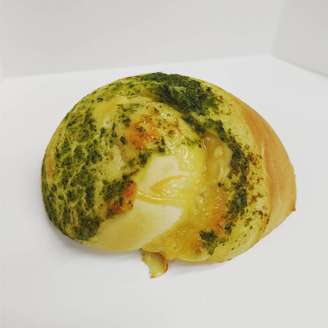 Pesto and Cheese Brioche