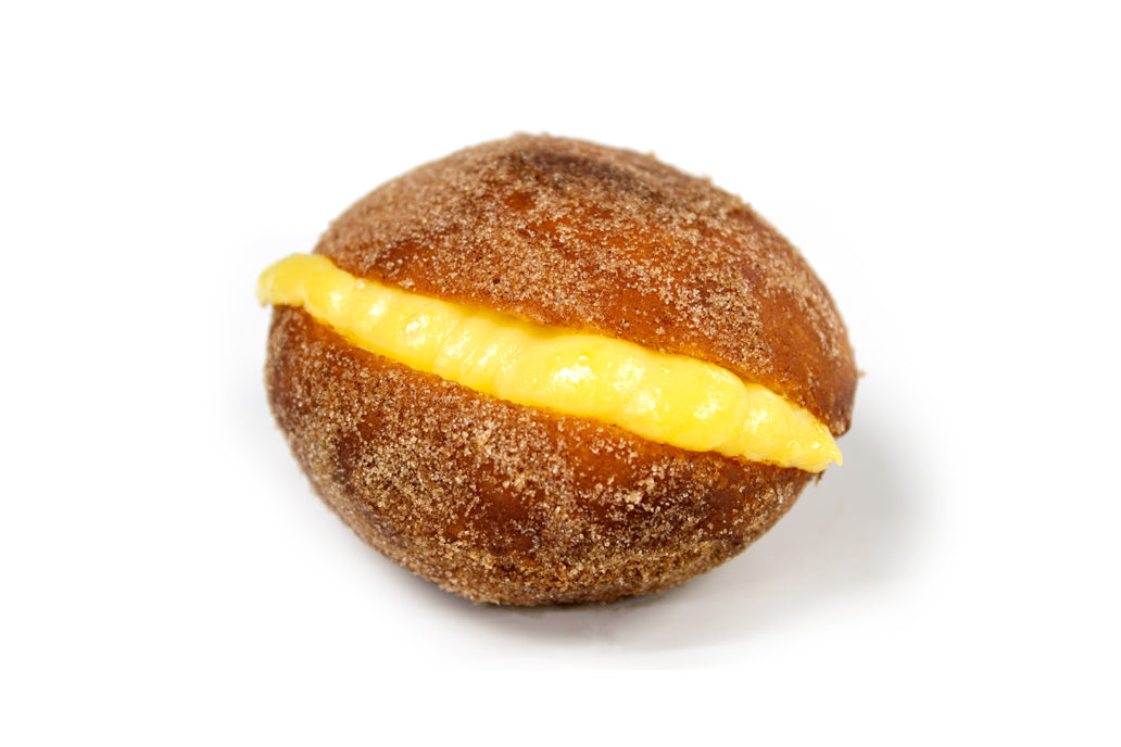 Portuguese Donut with Custard