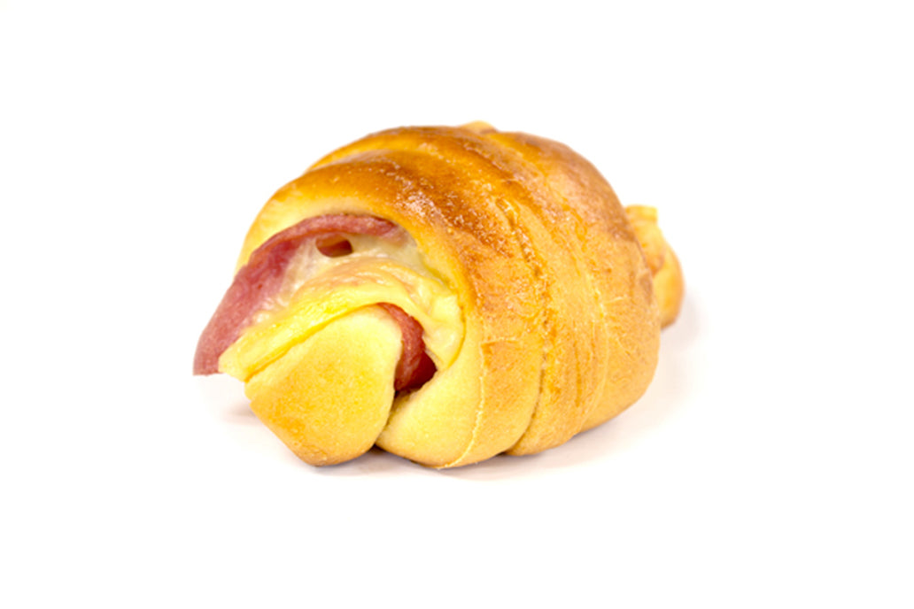 Cheese and Ham Croissant
