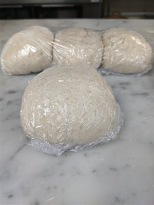 Sourdough dough