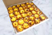 Load image into Gallery viewer, Pastel de Nata, Portuguese tarts