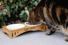 Personalized Cat Feeder