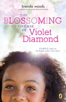 The Blossoming Universe of Violet Diamond | Brenda Woods