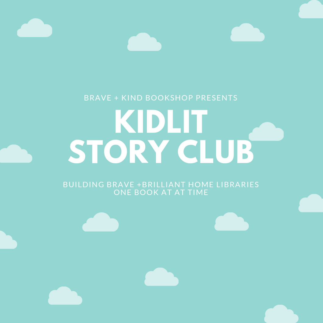 SATURDAY KIDLIT STORY CLUB | AGES 2-4  [oct 19]