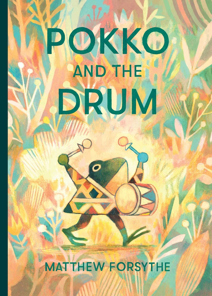 Pokko and the Drum | Matthew Forsythe