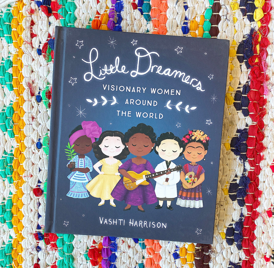 Little Dreamers: Visionary Women Around the World | Vashti Harrison