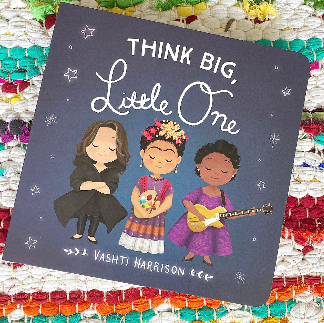 Think Big Little One | Vashti Harrison