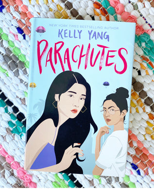 Parachutes Book | Kelly Yang