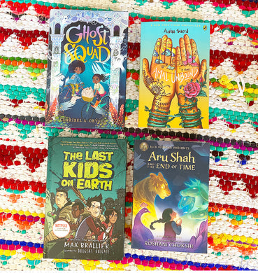 Middle Grade Book Bundle ages 8-10