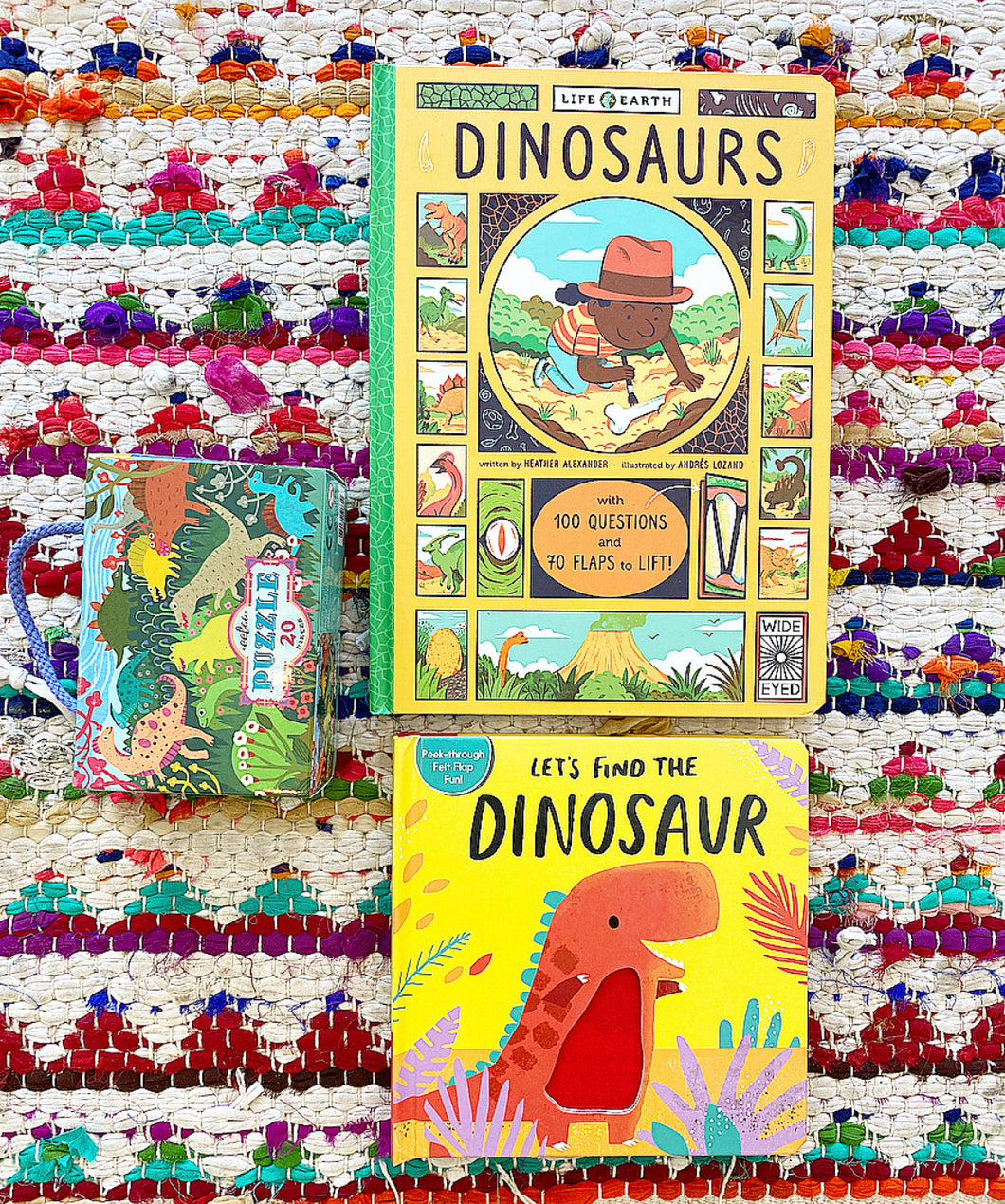 Dinosaur Lovers Bundle Ages 2-3+