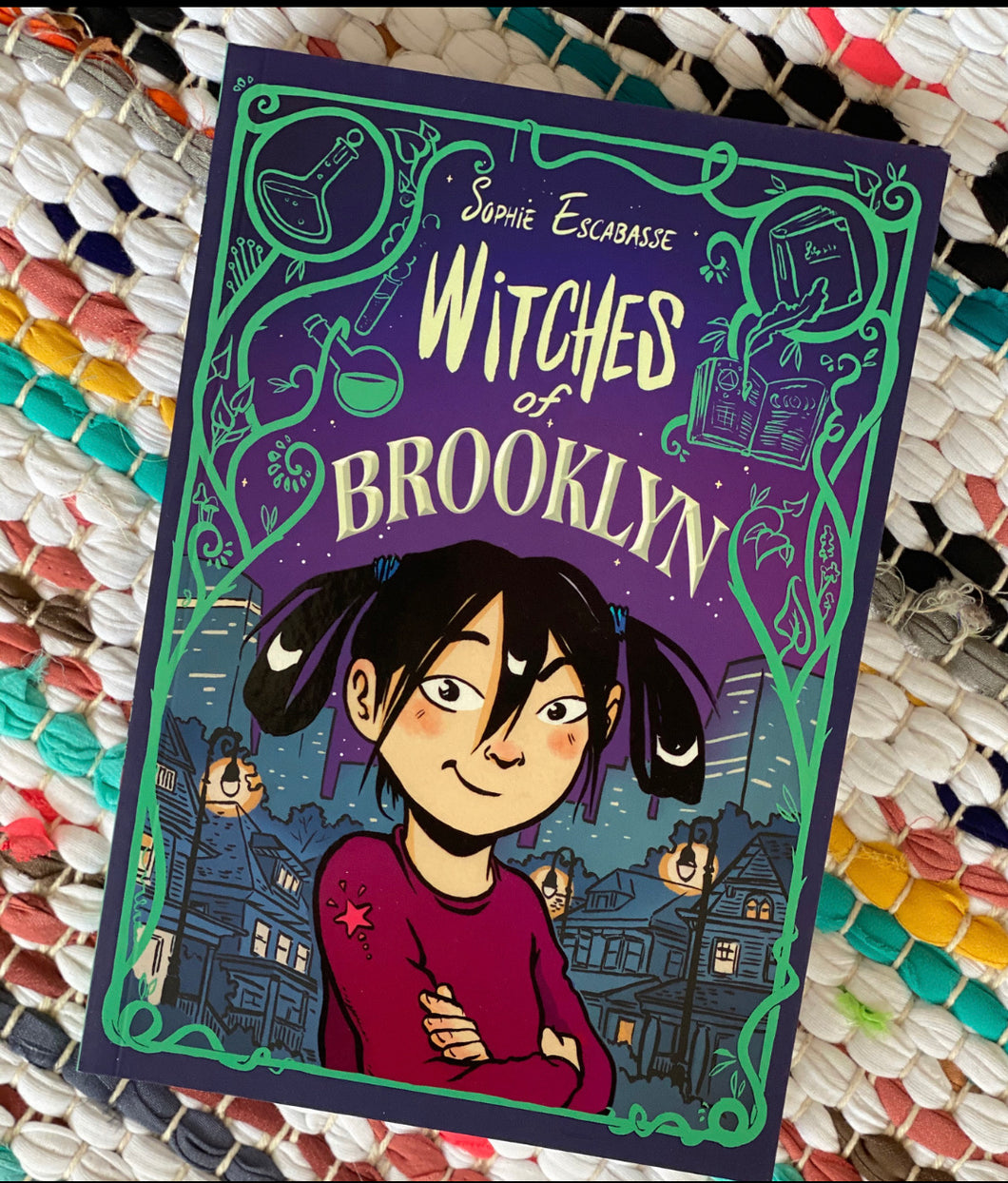 Witches of Brooklyn | Sophie Escabasse