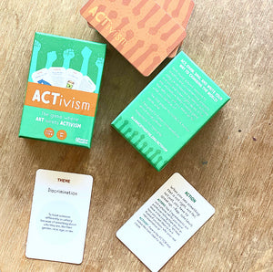 ACTivism: The game where ART meets ACTIVISM // Alliance Theatre