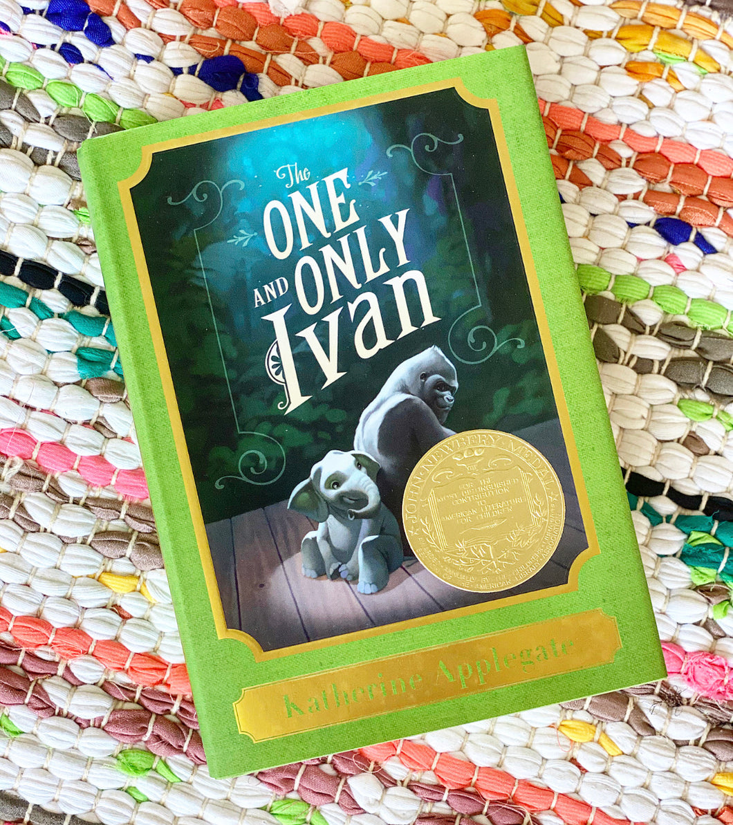 The One and Only Ivan (paperback) | Applegate