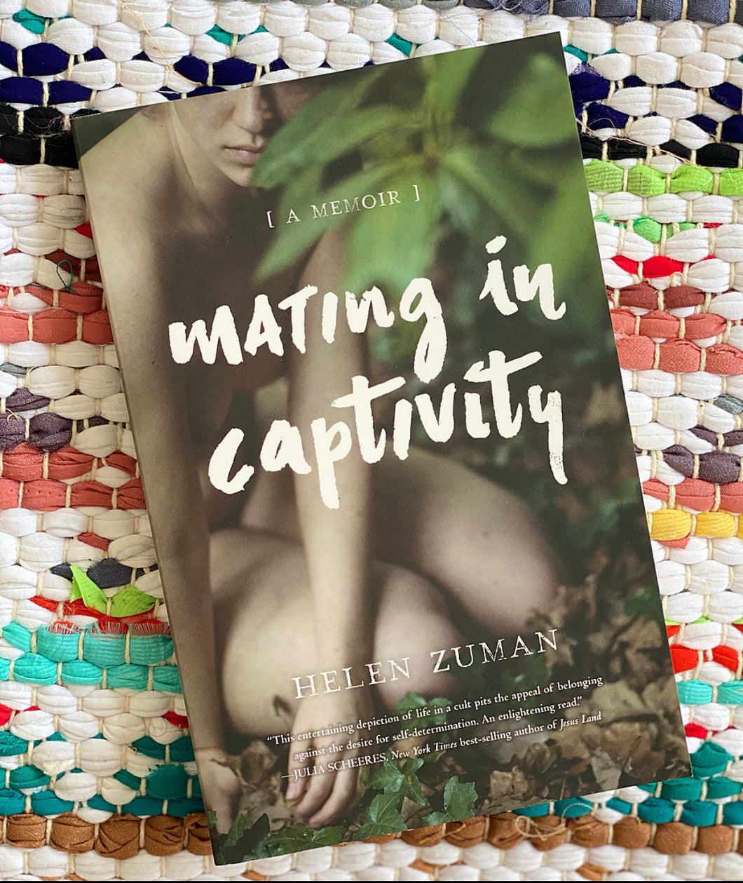 Mating in Captivity: A Memoir | Helen Zuman