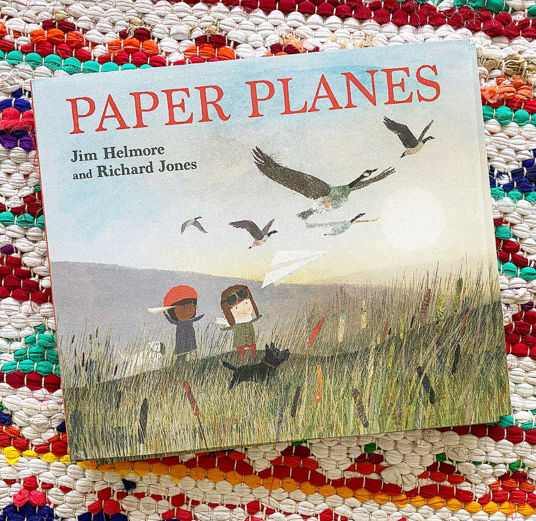 Paper Planes | Jim Helmore Illustrated by Richard Jones