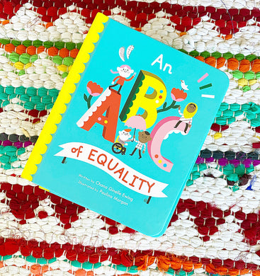 ABC of Equality (Picturebook format) | Ewing