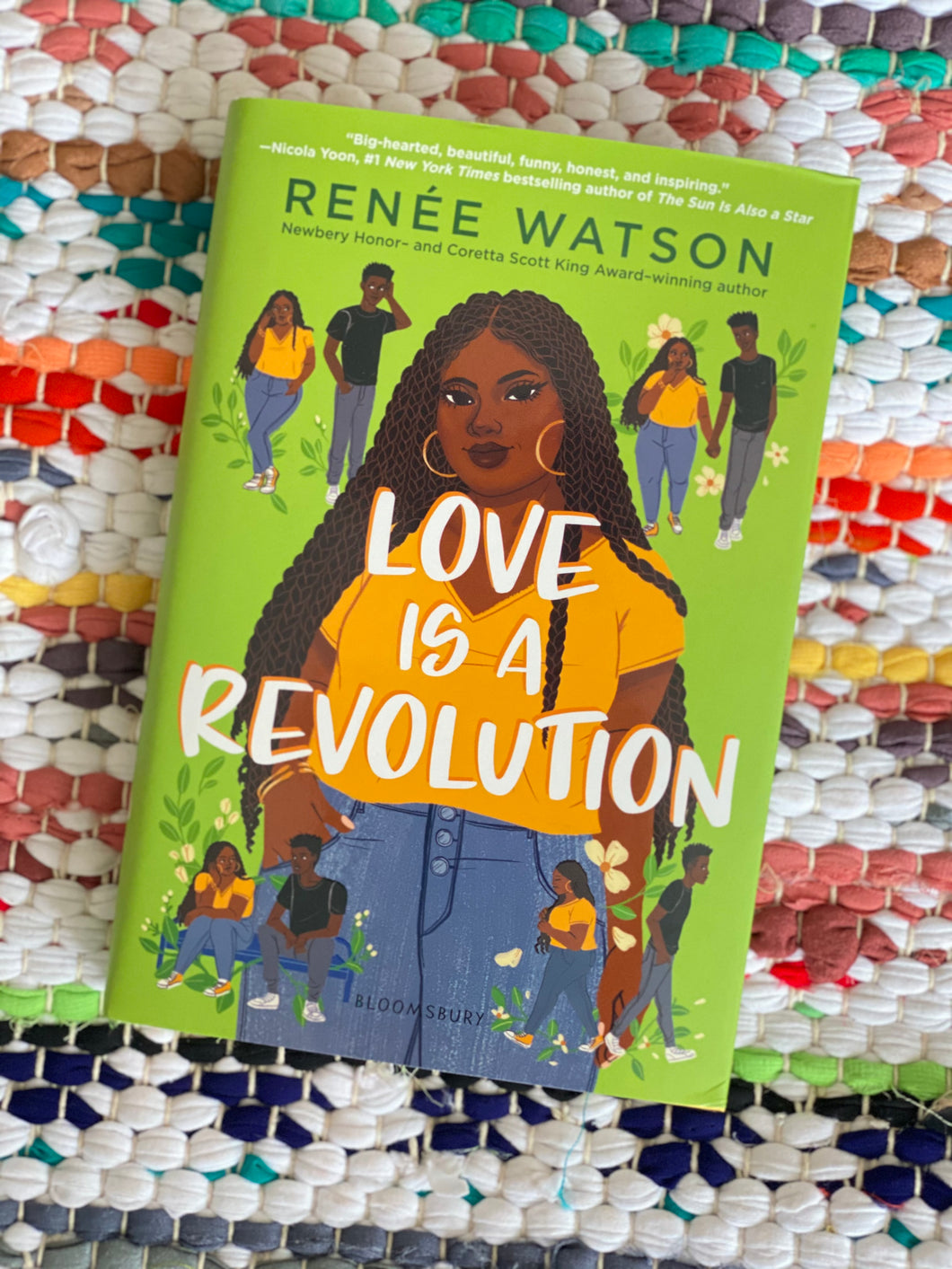 Love Is a Revolution | Renée Watson