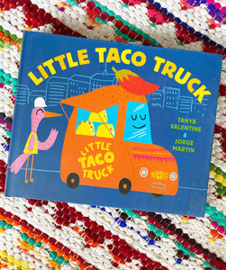 Little Taco Truck | Tanya Valentine