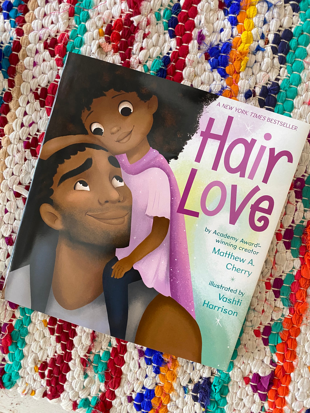 Hair Love | Matthew A. Cherry, Vashti Harrison