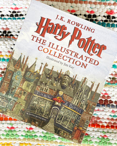 Harry Potter: The Illustrated Collection Books 1-3