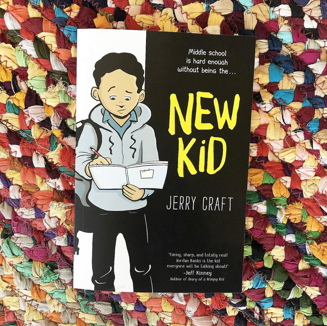 The New Kid | Jerry Craft
