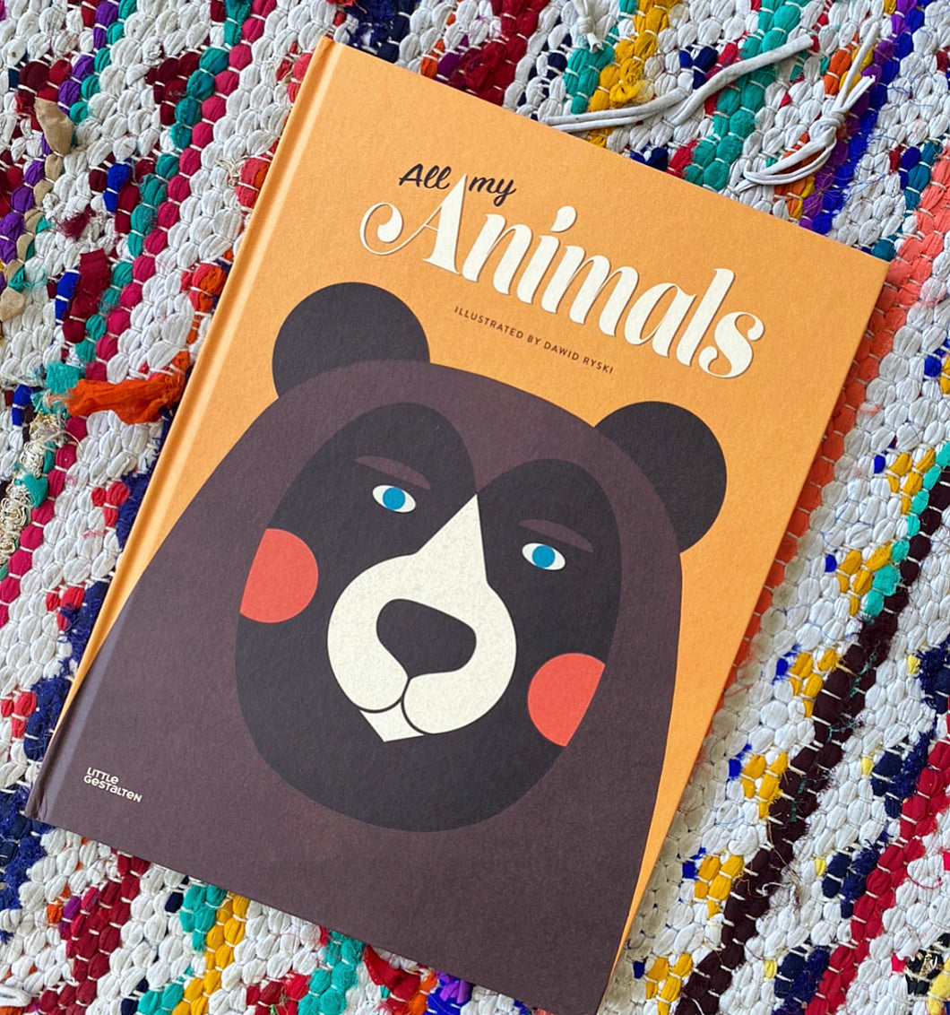 All My Animals | David Ryski