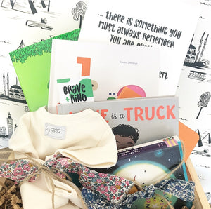 New Baby Shower Bundle: Perfect Books for New Baby!