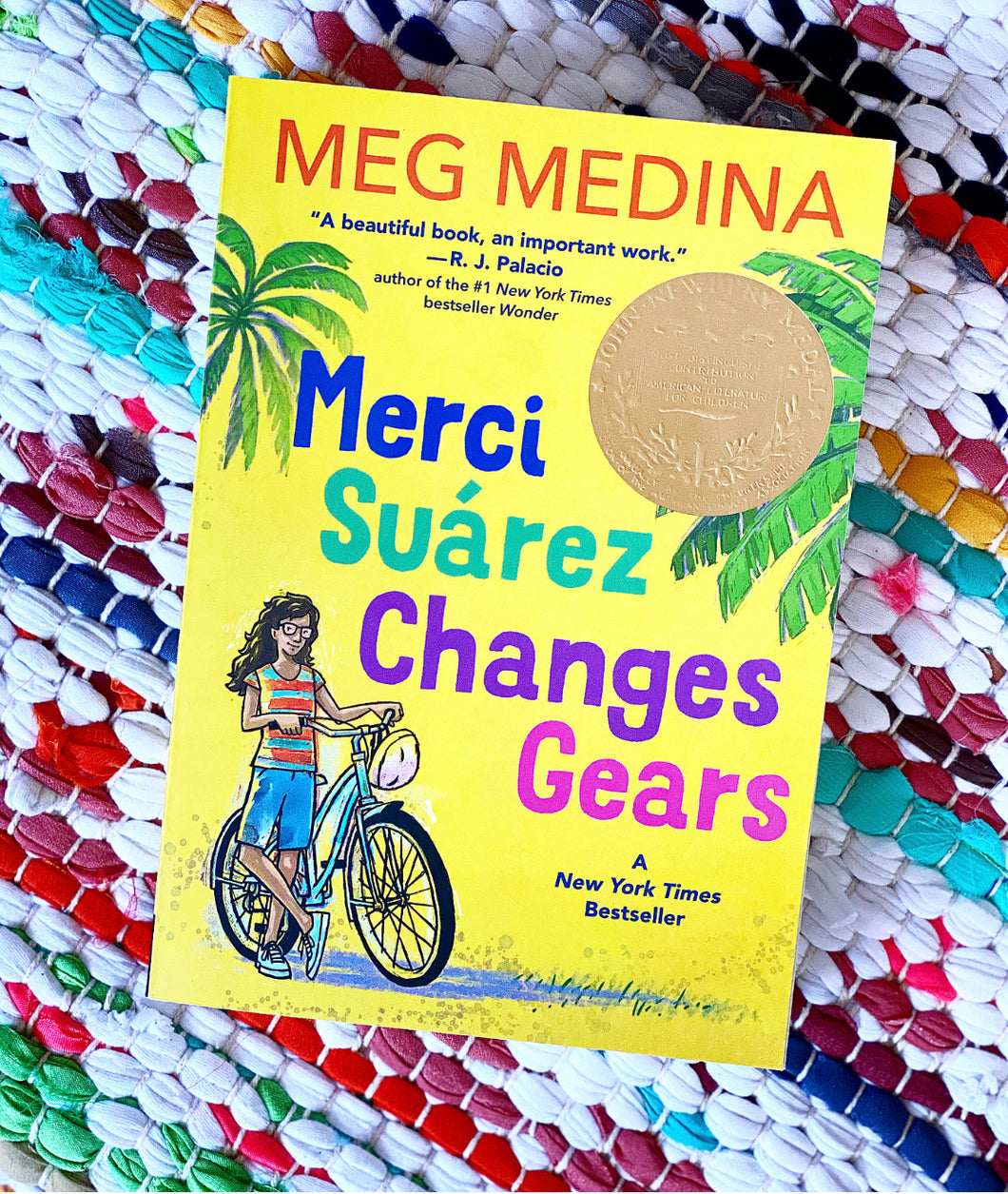 Merci Suarez Changes Gears | Meg Medina