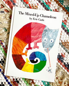 The Mixed-Up Chameleon | Eric Carle