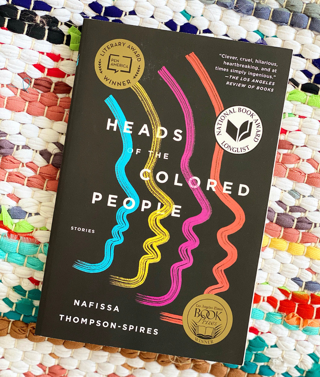 Heads of the Colored People: Stories | Nafissa Thompson-Spires