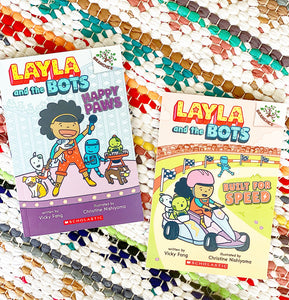 Layla and the Bots Set