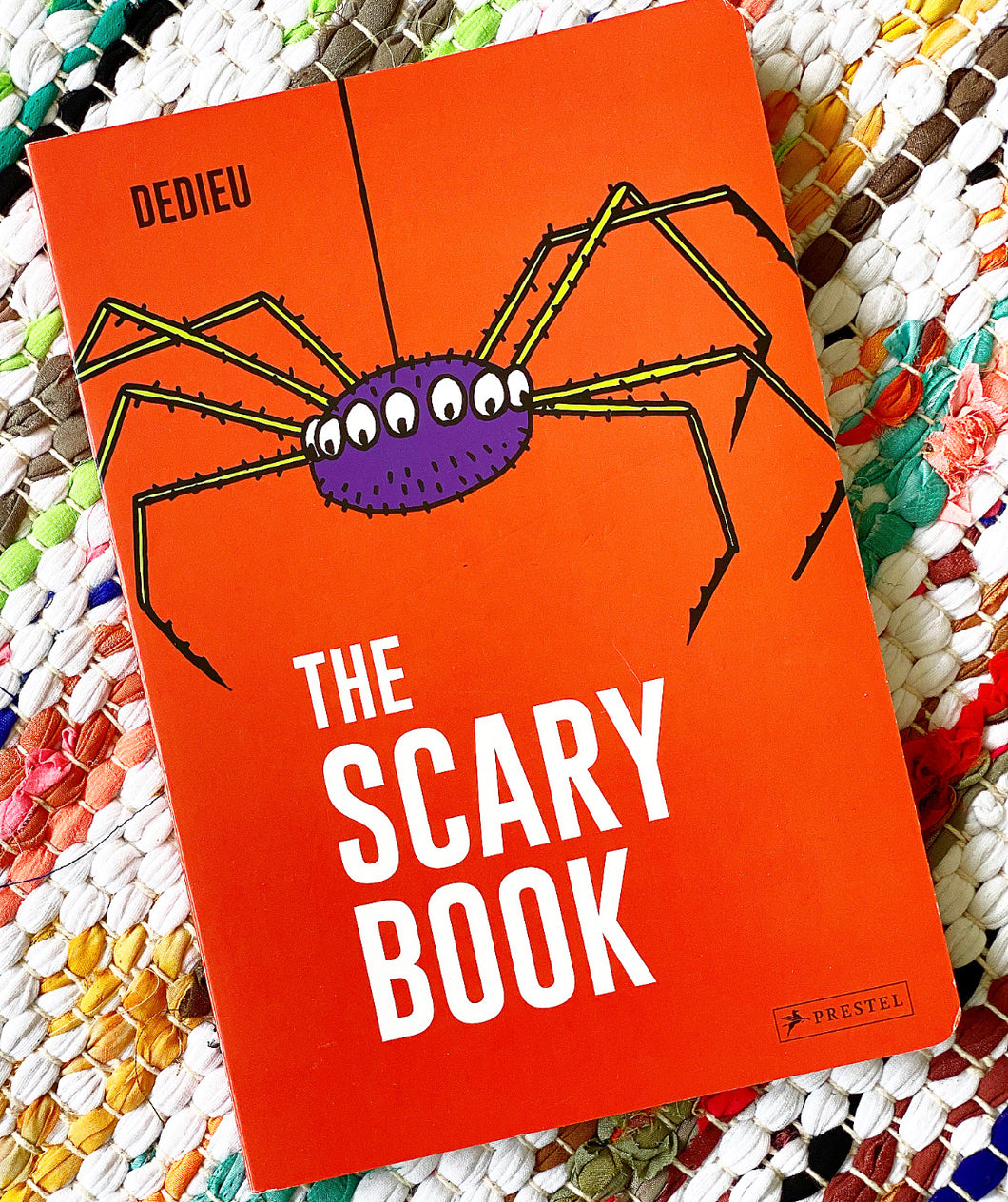 The Scary Book  | Thierry Dedieu