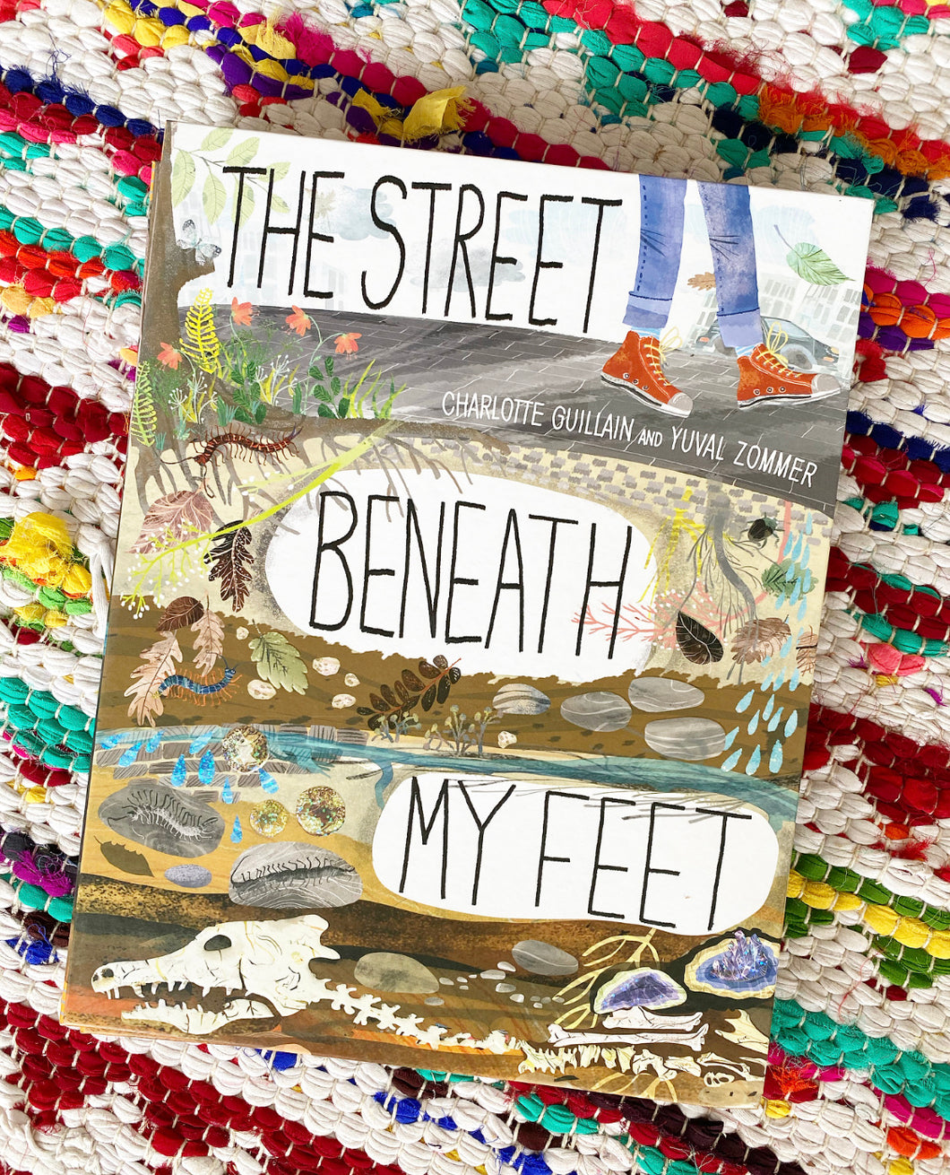 The Street Beneath My Feet | Guillain, Yuval Zommer