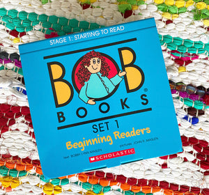 BOB Books Set 1  Beginning Readers | Malsen
