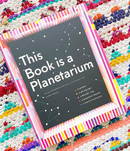 This Book Is a Planetarium: And Other Extraordinary Pop-Up Contraptions (Popup Book for Kids and Adults, Interactive Planetarium Book, Cool Books for Adults)
