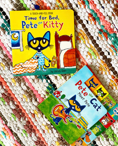 Pete the Cat: Board Book Set|  Kimberly Dean